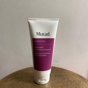 Murad AHA/BHA Exfoliating Cleanser skincare
